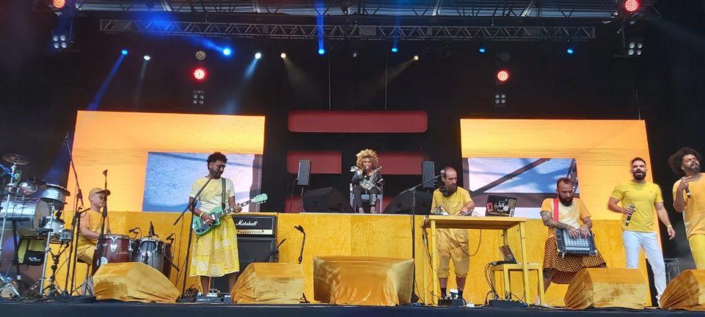 Festival Tim Verão. Foto: Wallace Safra