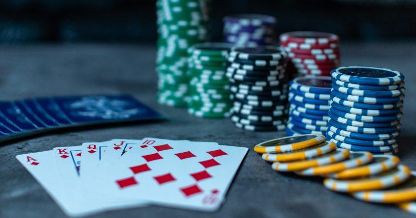 Pôquer. Foto: Pixabay