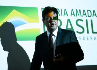 Ministro da Saúde, Luiz Henrique Mandetta. Foto: Marcelo Camargo/Agência Brasil