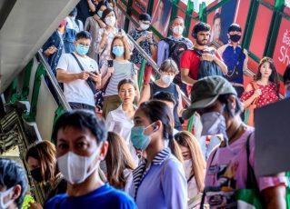 Epidemia/Coronavírus. Foto: Reprodução de Internet