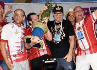 Apuração do Grupo Especial - Carnaval 2020. Foto: Leandro Milton/SRzd