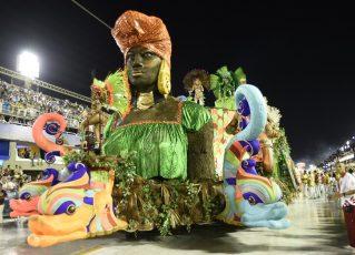 Desfile Renascer 2020. Foto: Leandro Milton/SRzd