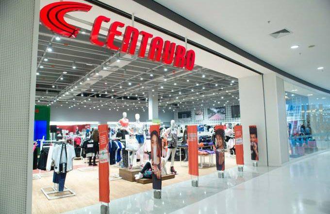 Loja da Centauro. Foto: Centauro/Divulgação