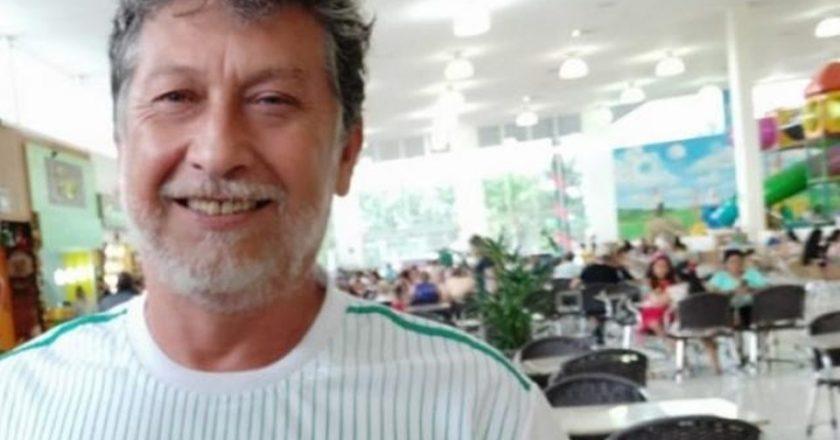 Léo Veras era dono do site Ponta Porã News. Foto: Reprodução