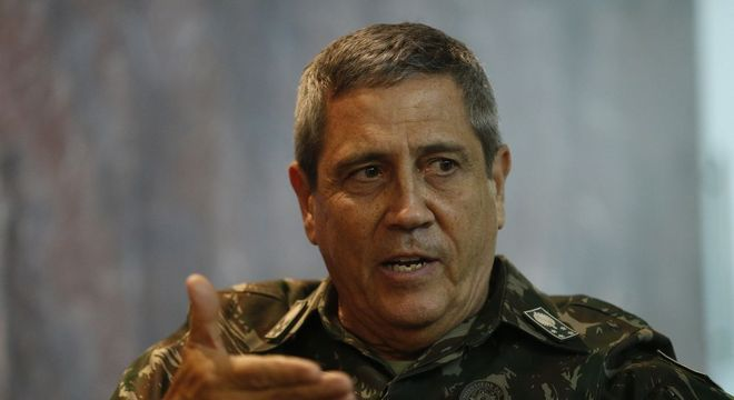 Walter Souza Braga Netto. Foto: Fernando Frazão/Agência Brasil