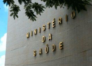 Ministério da Saúde. Foto: Reprodução