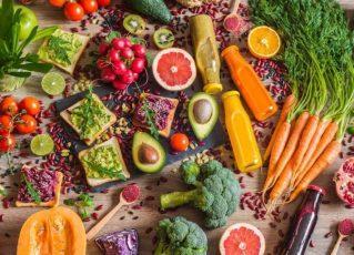 Alimentos que aumentam a imunidade. Foto: Reprodução de Internet