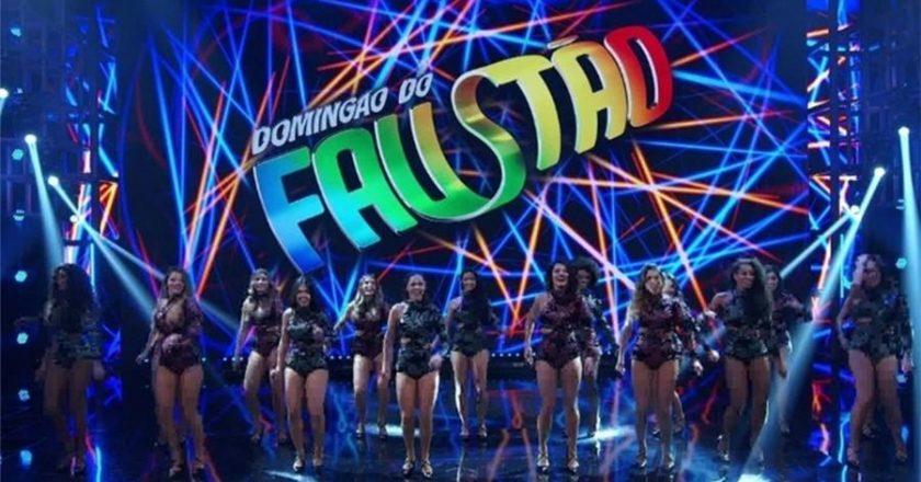 Bailarinas do Faustão. Foto: Reprodução de TV