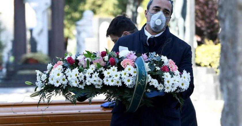 Funeral. Foto: Flavio Lo Scalzo