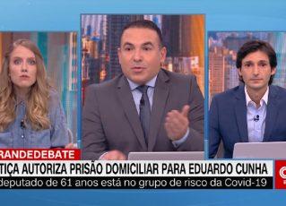 Gabriela Prioli, Reinaldo Gottino e Tomé Abduch. Foto: Reprodução