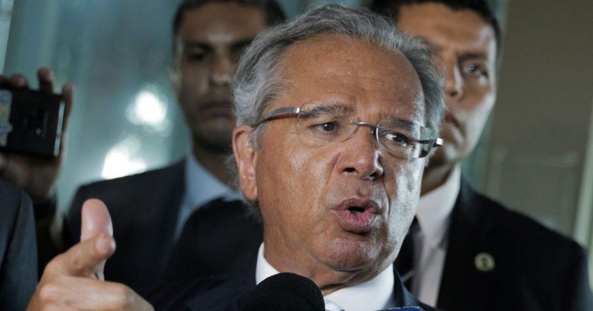 Paulo Guedes. Foto: Valter Campanato/Agência Brasil