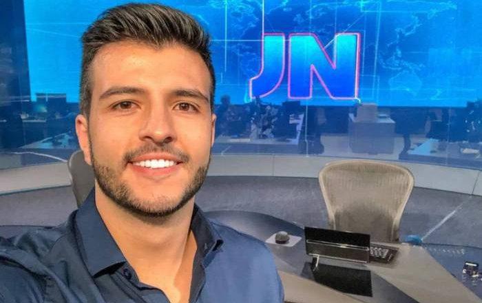Jornalista Matheus Ribeiro pede demissão da TV Globo e
