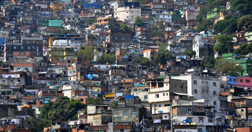 Rocinha. Foto: Alexandre Macieira/Riotur