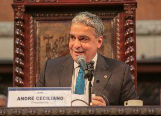 André Ceciliano. Foto: Divulgação/Alerj