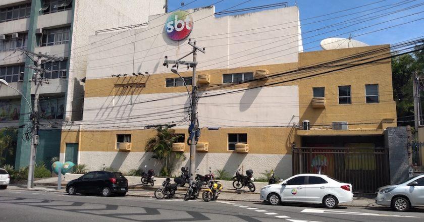 Sede do SBT Rio. Foto: Divulgação