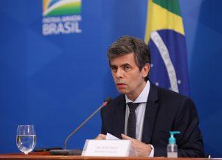 Nelson Teich. Foto: Júlio Nascimento/PR