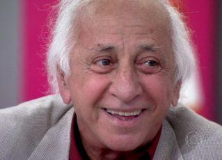 Flávio Migliaccio. Foto: Reprodução de TV