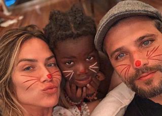 Giovanna Ewbank, Titi e Bruno Gagliasso. Foto: Reprodução/Instagram
