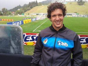 Luciano Olivieri. Foto: Acervo Pessoal
