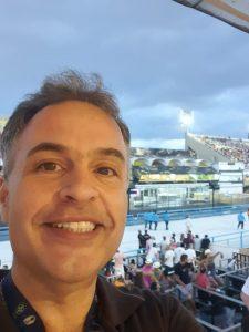 Marcelo Barros. Foto: Acervo Pessoal