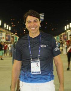 Márcio Moura. Foto: Acervo Pessoal