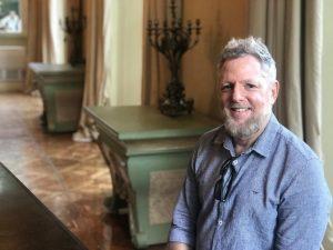 Marco Aurélio Lisan. Foto: Acervo Pessoal