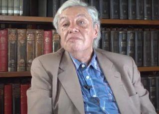 Carlos Lessa. Foto: Reprodução