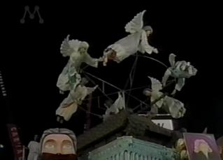Desfile Em Cima da Hora - 1998. Foto: Reprodução