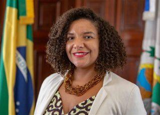 Renata Souza. Foto: Alerj