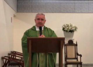 Padre Edson Adélio Tagliaferro. Foto: Reprodução de Internet