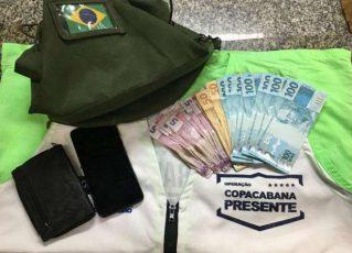 Objetos furtados. Foto: Divulgação