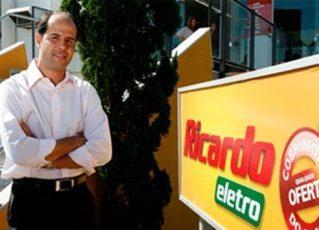 Ricardo Nunes, fundador da Ricardo Eletro. Foto: Divulgação