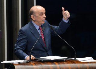 José Serra. Foto: Fabio Rodrigues Pozzebom/Agência Brasil