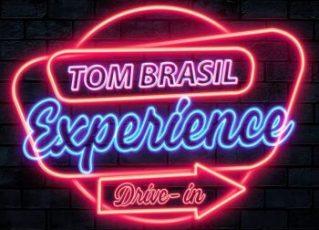 Tom Brasil inaugura Cine Drive-In