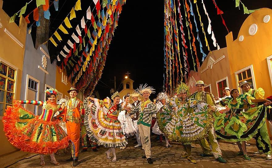 Carnaval no Nordeste. Foto: Pikist