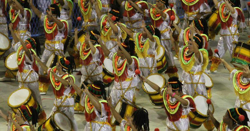 Carnaval no Rio. Foto: Pxfuel