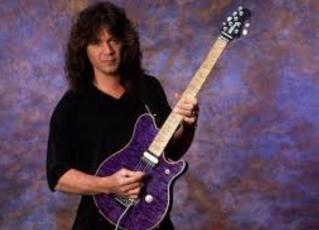 Eddie Van Halen. Foto: Reprodução