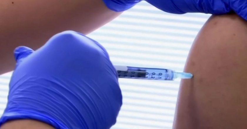 Vacinação. Foto: Eric Gusmão/TV Brasil