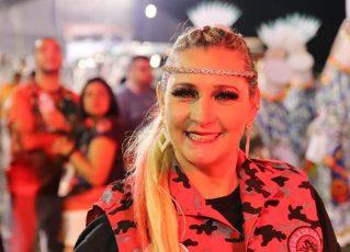 Andreia Cabrino. Foto: Reprodução de Internet