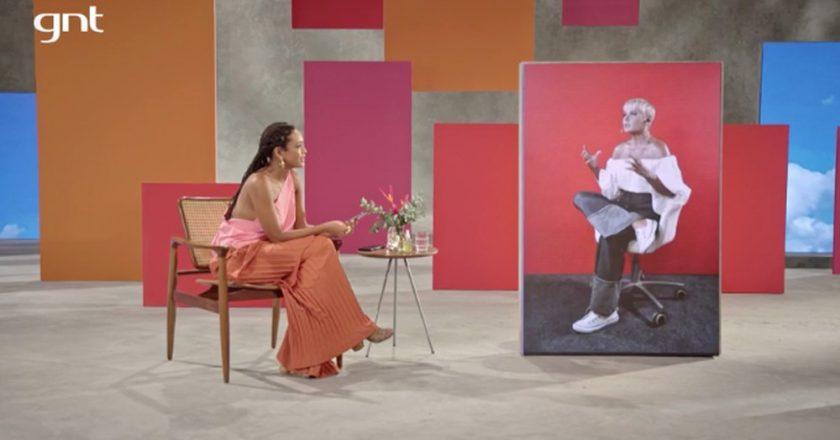 Xuxa é criticada por dizer que queria ser negra em entrevista. Foto: Reprodução de TV